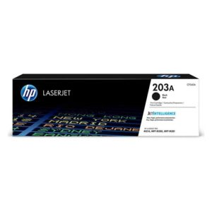 HP 203A Black Original Toner (CF540A)