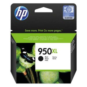 HP 950XL Black High Yield Original Ink (CN045AE)