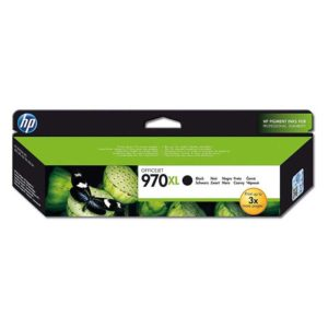 HP 970XL Black High Yield Original Ink (CN625AE)