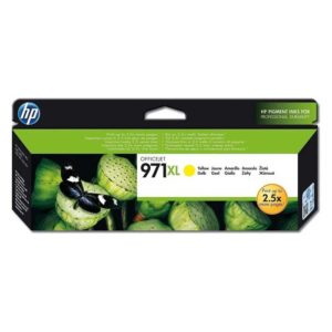 HP 971XL Yellow High Yield Original Ink (CN628AE)