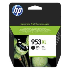 HP 953XL Black High Yield Original Ink (L0S70AE)