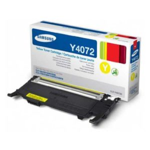 Samsung Y4072 Yellow Original Toner