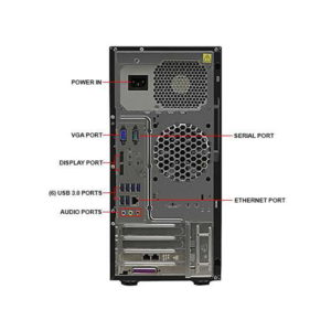 Lenovo ThinkSystem TS150 Tower Server | 16 GB Memory