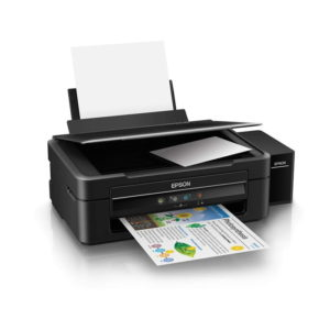 Epson L382 Multifunction Color Ink Tank printer
