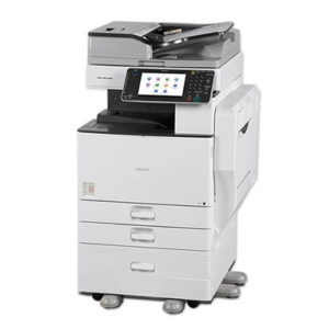 Ricoh Aficio MP C4502 Color Multifunction Printer