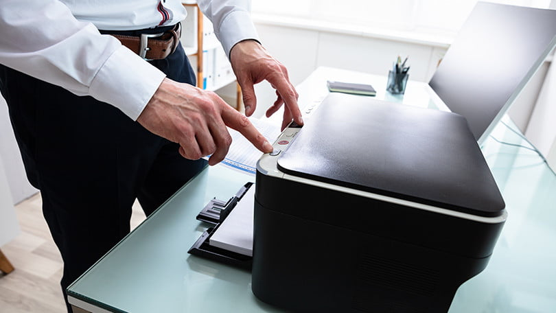 657616 business printer - What to Do When Your Printer Won't Print a Document