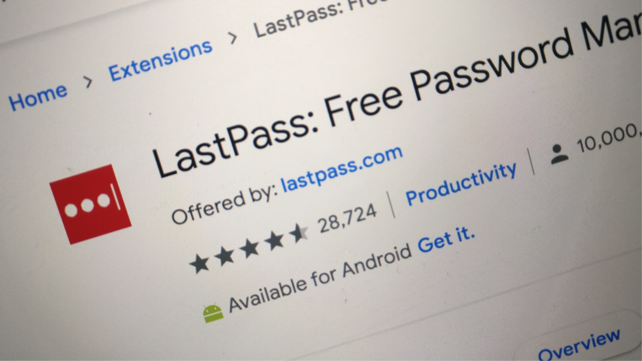 663691 lastpass chrome extension - LastPass Extension Bug Can Leak Passwords to Malicious Websites | News & Opinion