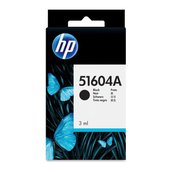 HP 51604A Black Original Ink