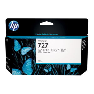 HP 727 Bright Black Original Ink (B3P23A)