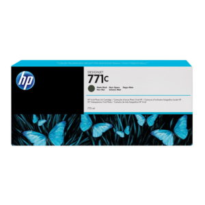 HP 771C Matte Black Original Ink (B6Y07A)