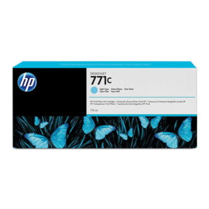 HP 771C Light Cyan Original Ink(B6Y12A)