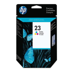 HP 23 Tri-color Original Ink (C1823D)