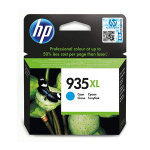 HP 935XL High Yield Cyan Original Ink (C2P24AE)