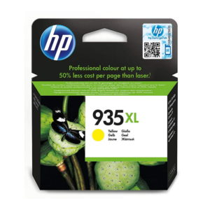 HP 935XL High Yield Yellow Original Ink (C2P26AE)
