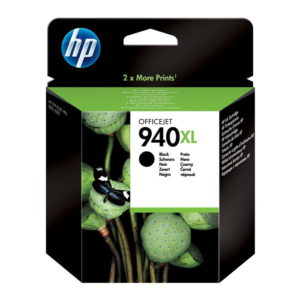 HP 940XL High Yield Black Original Ink (C4906AE)