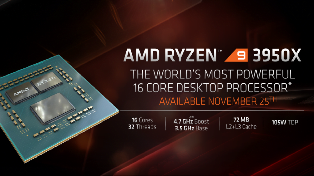 , Hot on the Heels of Ryzen 3000 Series, AMD Tips 4 New Processors | News & Opinion