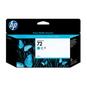 HP 72 Cyan Original Ink (C9371A)