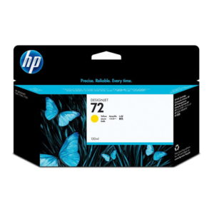 HP 72 Yellow Original Ink (C9373A)