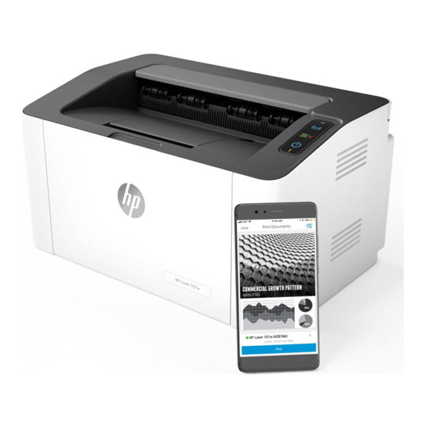 HP LaserJet 107w Printer