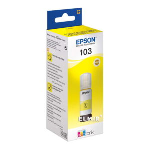Epson 103 Yellow Original Ink Bottle (C13T00S44A) 65ml