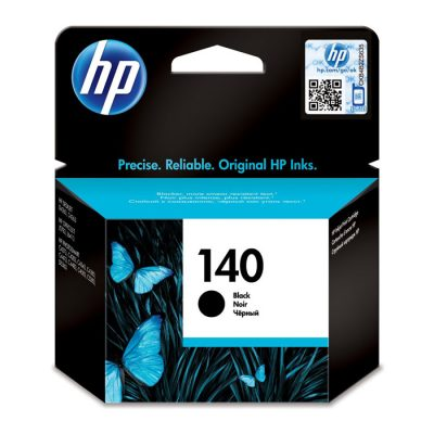 HP 140 Black Original Ink (CB335HE)