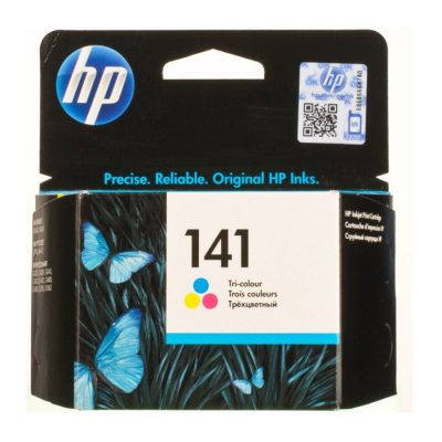 HP 141 Tri-color Original Ink (CB337HE)