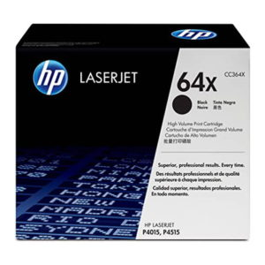 HP 64X High Yield Black Original Toner (CC364X)