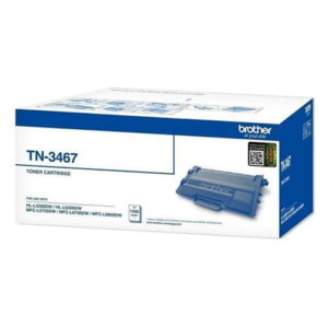 Brother TN-3467 High Yield Black Original Toner
