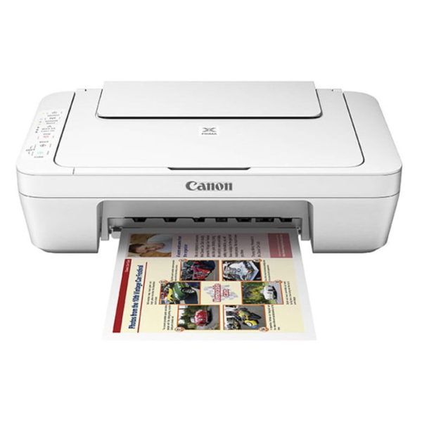 Canon PIXMA MG2540 Color Multifunction Printer