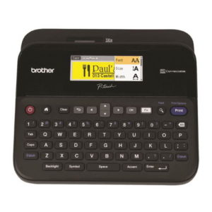 Brother P-touch PT-D600VP Desktop Label Printer