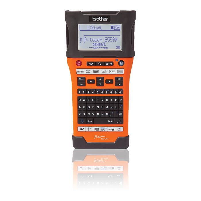 Brother P-touch PT-E550WVP Industry Label Printer