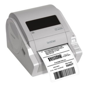 Brother TD-4000 Business Label Printer