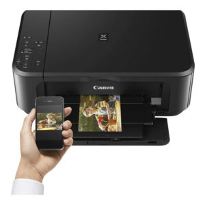 Canon PIXMA MG3640 Color Wireless MFP Printer