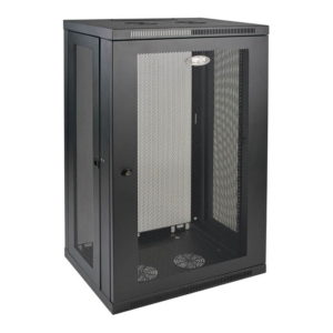 SmartRack 20U Wall-Mount Rack Enclosure Cabinet