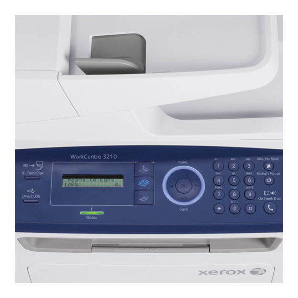 Xerox WorkCentre 3210 MFP Printer