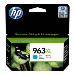 HP 963XL Cyan Original Ink (3JA27AE)
