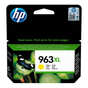 HP 963XL Yellow Original Ink (3JA29AE)