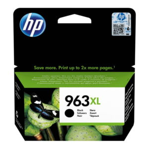 HP 963XL Black Original Ink (3JA30AE)