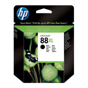 HP 88XL High Yield Black Original Ink (C9396AE)