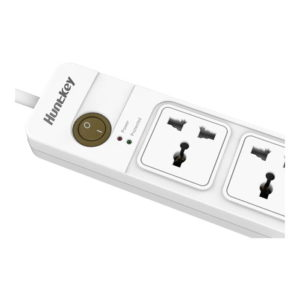 HuntKey Power Strip 5 Sokets 5 Meter (SZE501)