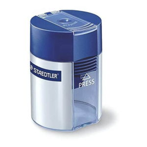 Staedtler (511 001) Round Sharpener – 10 Pack in Cardboard Box
