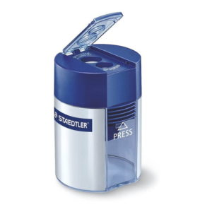 Staedtler (512 001) Double-hole Tub Pencil Sharpener