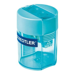Staedtler Double Hole Tub Pencil Sharpener – (512 006-37)