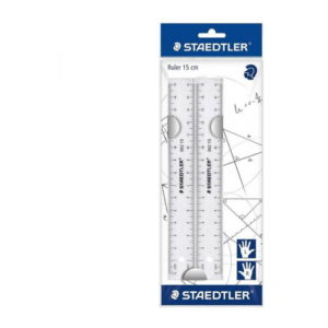 Staedtler (56215PSBK2) Pastel Line 15 cm Assorted Color 2 Pack