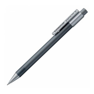 Mechanical Pencil 0.5mm Grey Barrel Staedtler Graphite (777)