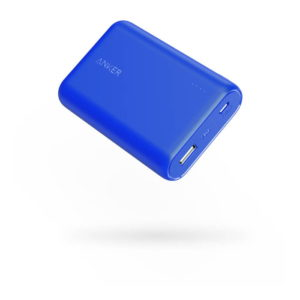 Anker PowerCore 10000 mAh Power Bank (Blue)