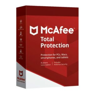 Mcafee Total Protection 2021 [Digital Download]