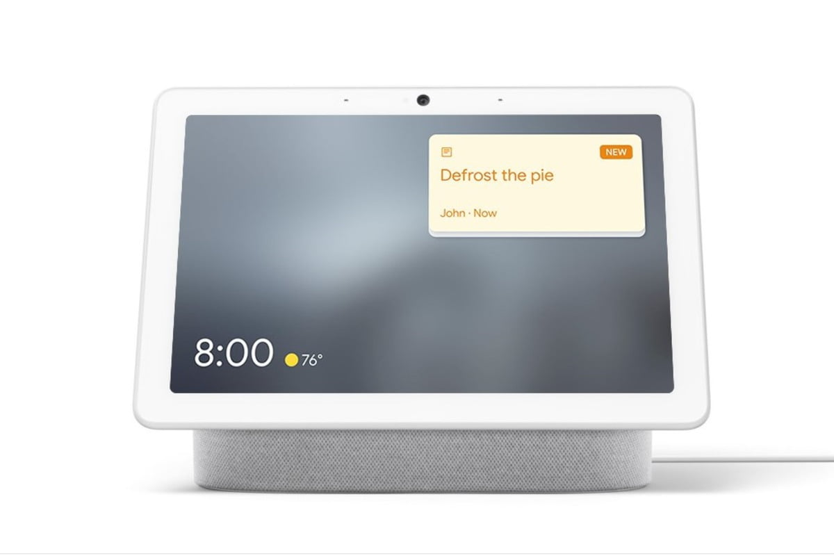 google assistant family notes 100867230 large.3x2 - Google smart displays get sticky notes for family members