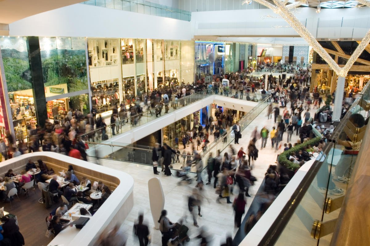 shopping mall crowd black friday new 100819525 large - Black Friday 2020: The best early tech deals at Amazon, Walmart, Best Buy, Newegg, and more