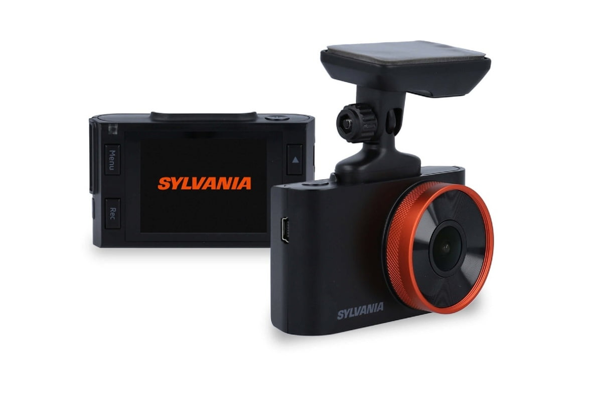 sylvania road sight pro hero 100875306 large.3x2 - Sylvania Roadsight Pro Dash Cam review: Good video, easy to use